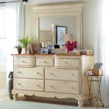Halton Dresser & Mirror by One Allium Way®