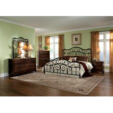 Santa Cruz Panel Customizable Bedroom Set by Standard Furniture
