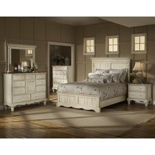 Halton Storage Panel Customizable Bedroom Set by One Allium Way®