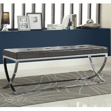 Etta Two Seat Bench by House of Hampton