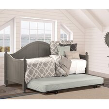 Robinwood Daybed with Trundle by Red Barrel Studio®
