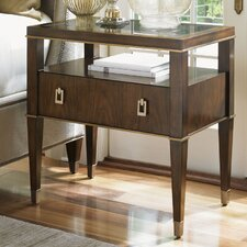Tower Place 1 Drawer Nightstand by Lexington