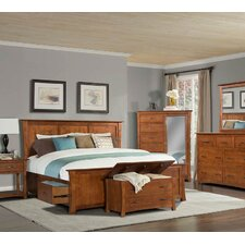 Grant Park Storage Panel Customizable Bedroom Set by A-America Buy