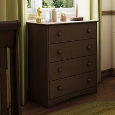 Angel 4 Drawer Dresser by South Shore