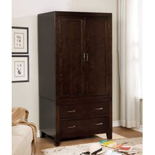 Wickliffe Transitional Armoire by Three Posts Buy