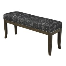 Venice Upholstered Bench by Uptown Club