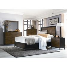 Kolton Panel Customizable Bedroom Set by Latitude Run