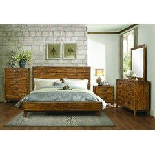 Decamp Platform Customizable Bedroom Set by Brayden Studio®