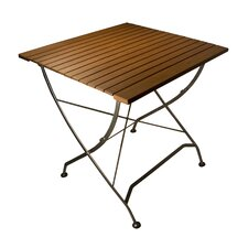 Arboria Galleria Folding Side Table