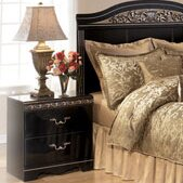 Park 2 Drawer Nightstand by Wildon Home ®
