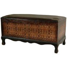Olde-Worlde Euro Baroque Bench by Oriental Furniture