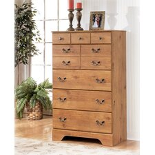 Cheyanne 5 Drawer Chest by August Grove®