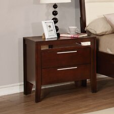 Kingsley 2 Drawer Media Chest by Wildon Home ®