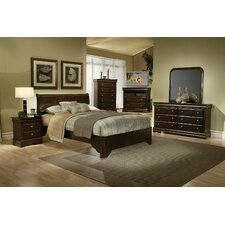 Seafarer Platform Customizable Bedroom Set by Bay Isle Home