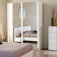 Wesley 2 Door Wardrobe Armoire by Parisot