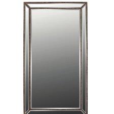 Miroirs sur pieds finition du support bronze for Miroir longueur