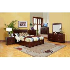 Camarillo Platform Customizable Bedroom Set by Alpine Furniture On sale