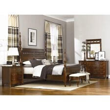 Cherry Grove New Generation Panel Customizable Bedroom Set by American Drew