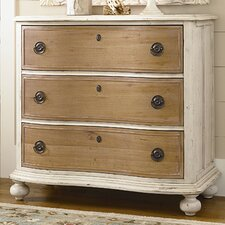Down Home 3 Drawer Chest by Paula Deen Home
