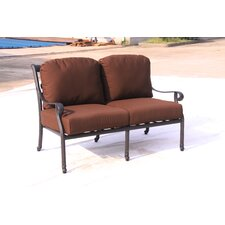 Edina Club Loveseat by Paragon Casual