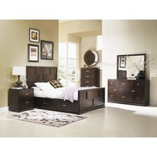 Key West Panel Customizable Bedroom Set by Najarian Furniture