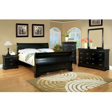 Preston Sleigh Customizable Bedroom Set by Hokku Designs