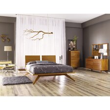 Astrid Platform Customizable Bedroom Set by Copeland Furniture