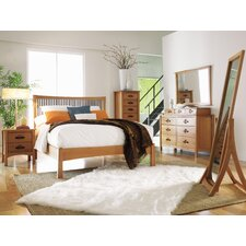 Berkeley Panel Customizable Bedroom Set by Copeland Furniture