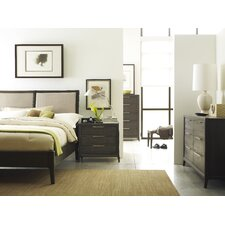 Messina Panel Customizable Bedroom Set by Brownstone Furniture