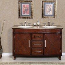 Great Bathroom Rentals Cost Tiny Light Blue Bathroom Sinks Flat Small Deep Bathtubs Bathtub Deep Cleaning Old Tall Bathroom Vanity Height YellowGlass Block Designs For Small Bathrooms 51\u0026quot;  55\u0026quot; Bathroom Vanities You\u0026#39;ll Love | Wayfair