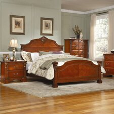 Legacy Queen Panel Customizable Bedroom Set by Woodhaven Hill