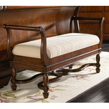 Louis Phillipe Bed Bench by Fine Furniture Design