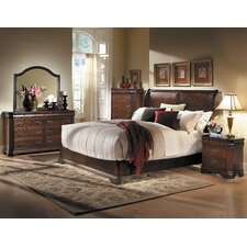 Karla Panel Customizable Bedroom Set by Woodhaven Hill