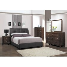 Ottowa Panel Customizable Bedroom Set by Woodhaven Hill