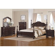 Townsford Queen Panel Customizable Bedroom Set by Woodhaven Hill