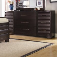 Sable Dresser by Pulaski Furniture