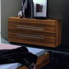 Gap 3 Drawer Dresser by Rossetto USA