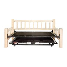 Homestead Bed Frame by Montana Woodworks®