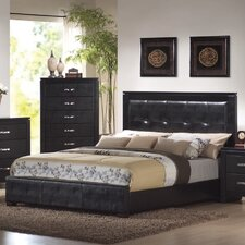 Kearny 5 Drawer Faux Leather Chest by Wildon Home ®