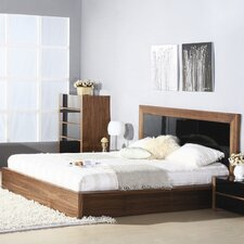 Stark Platform Customizable Bedroom Set by Hokku Designs