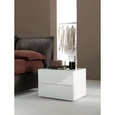 Lux 2 Drawer Chest by Bontempi Casa
