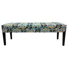 Cotton Tufted Bench by Sole Designs