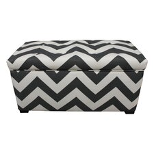 Angela Upholstered Storage Bench by Sole Designs