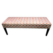 Upholstered Bench by Sole Designs
