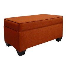 Patriot Upholstered Storage Bench by Skyline Furniture