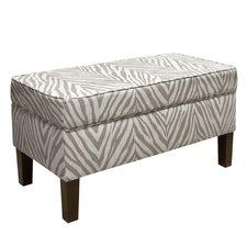 Sudan Upholstered Storage Bench by Skyline Furniture