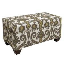 Marrakesh Upholstered Storage Bench by Skyline Furniture