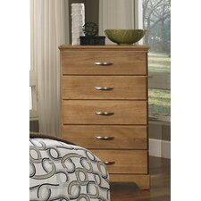 Sterling 5 Drawer Chest by Carolina Furniture Works, Inc.