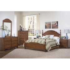 Crossroads Panel Customizable Bedroom Set by Carolina Furniture Works, Inc.