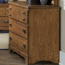 Creek Side 3 Drawer Dresser by Carolina Furniture Works, Inc.